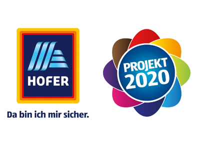 Logo Hofer
