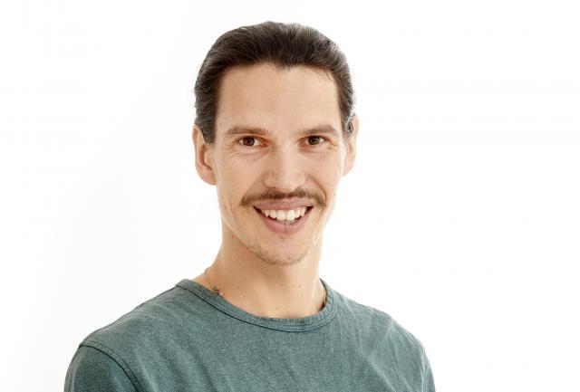 Sebastian Valbuena - Sozialarbeiter