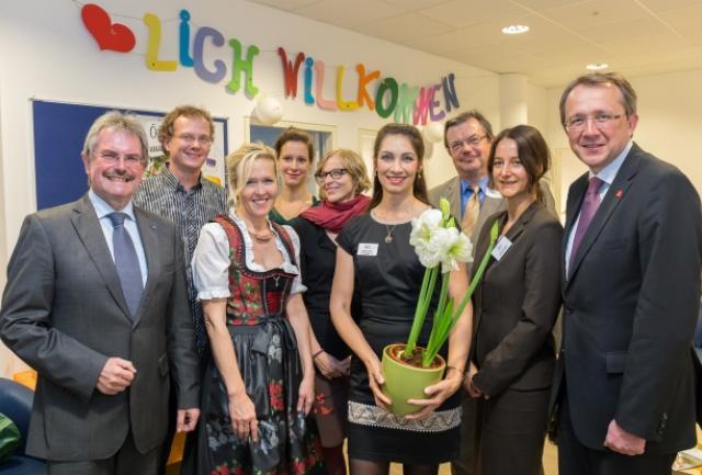 Eröffnung des Kinderschutzzentrums St. Pölten