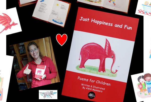 AWA - Poetry Book for Children