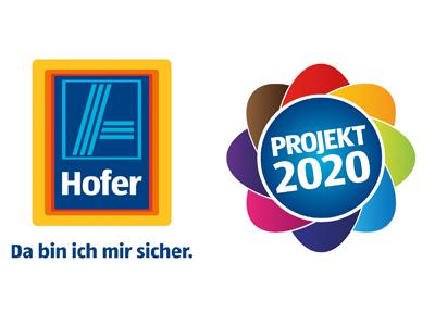 Logo Firma Hofer