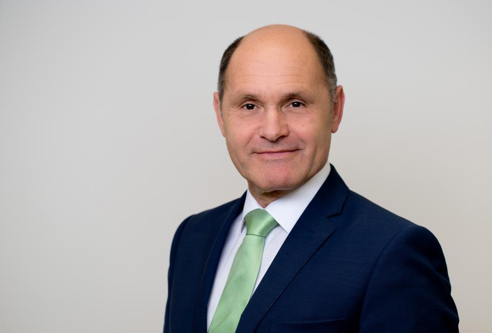 Portrait Wolfgang Sobotka